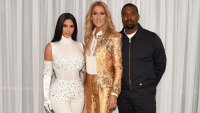 Kanye West Surprises Kim Kardashian With Celine Dion Concert for 5th Anniversary Weekend