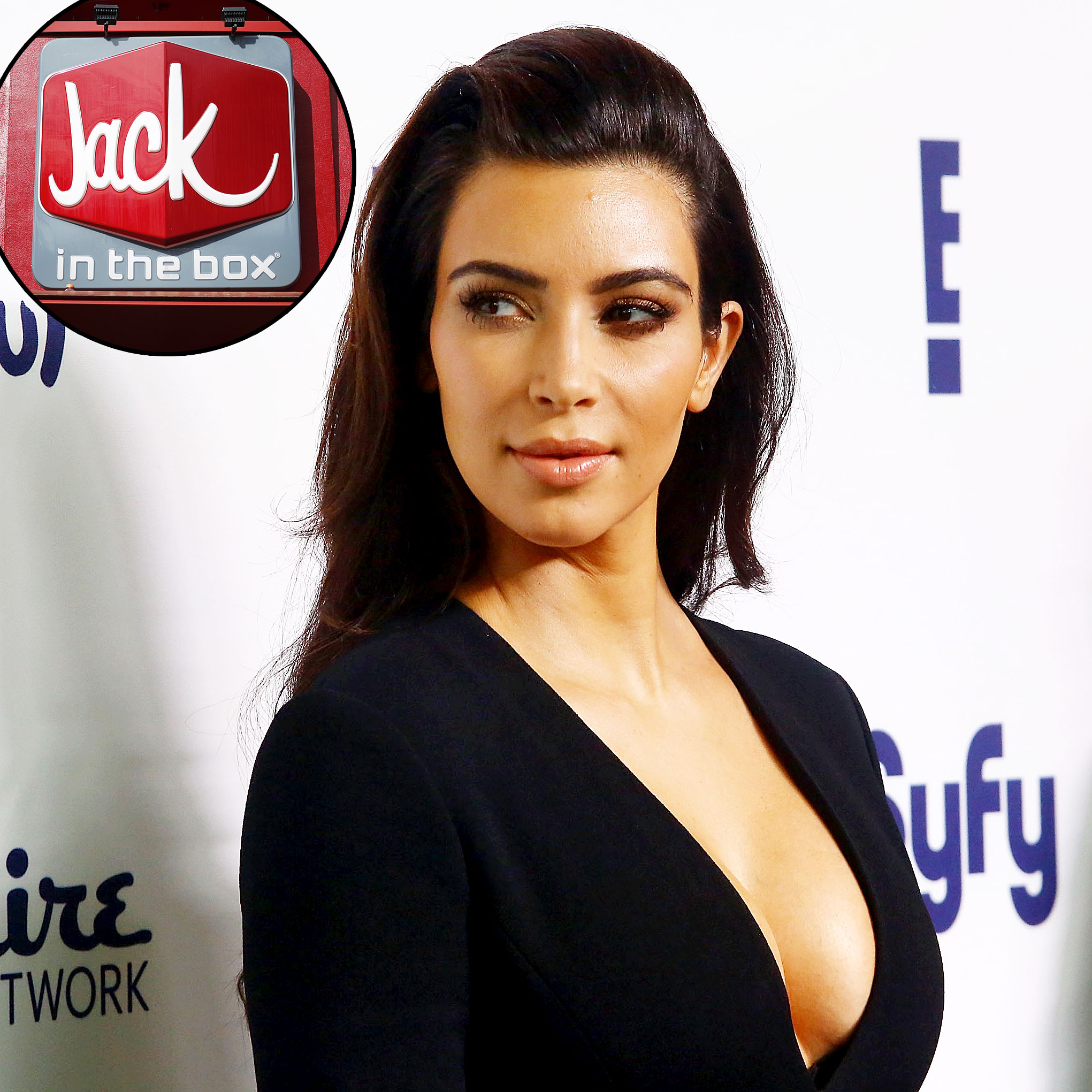 Kim Kardashian Jack In The Box Twitter Complaint