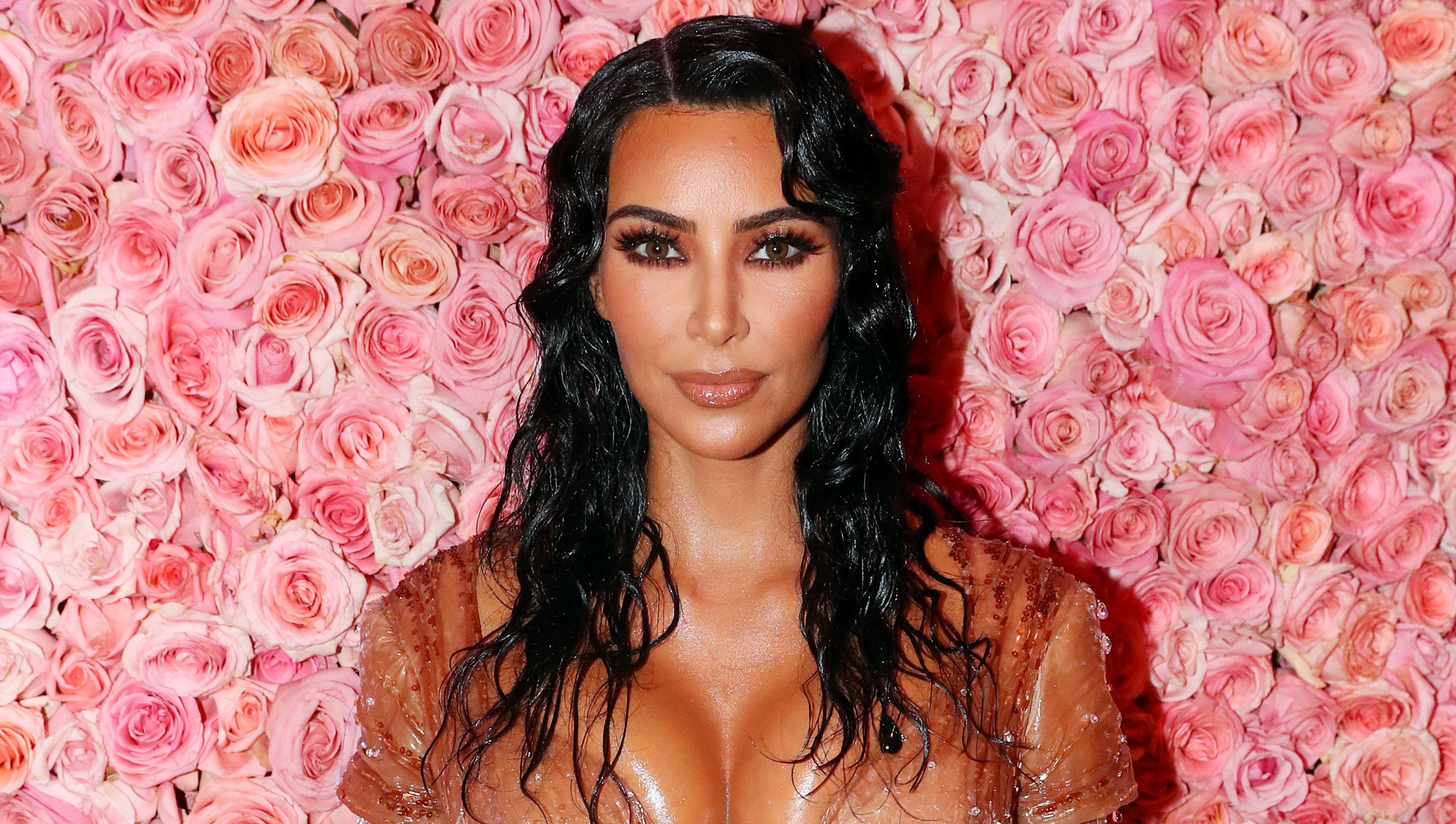 Kim Kardashian Says New Baby Boy Is 'Calm and Chill'