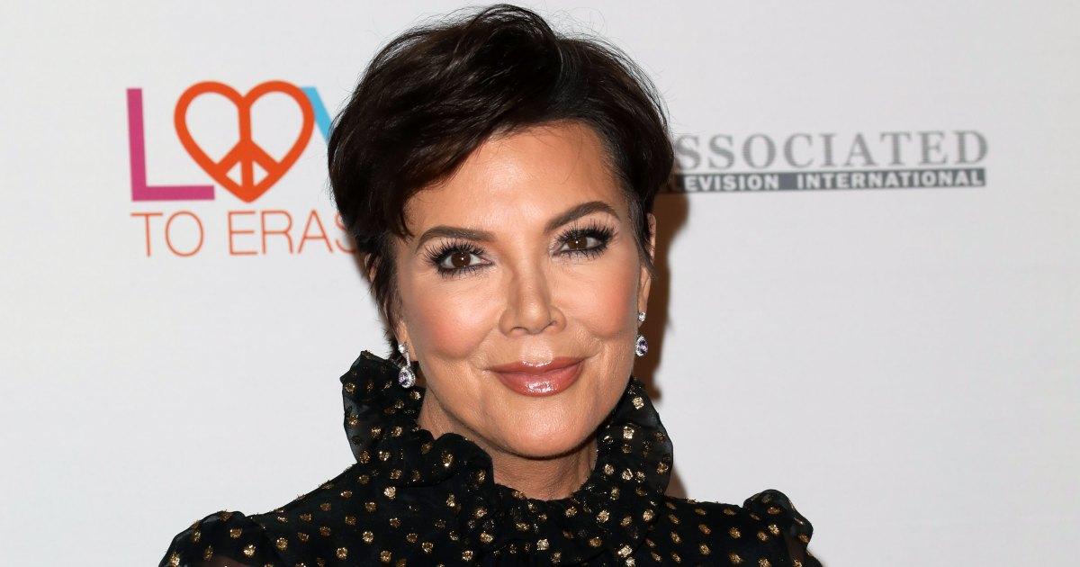 Kris Jenner Has Not Met Kim Kardashian's Fourth Child Yet