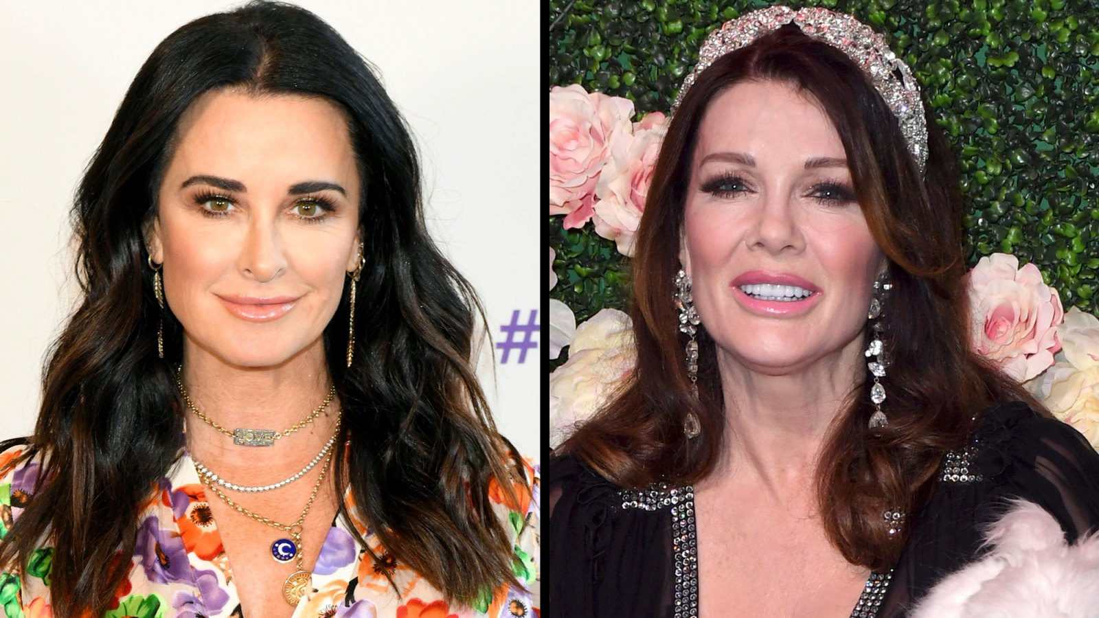 5ba29dbcb0f4 RHOBH's Kyle Richards Says Run-In With Lisa Vanderpump Was 'Extremely  Awkward'