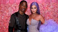 Kylie Jenner and Travis Scott Got Matching Stormi Tattoos 2019 Met Gala Celebrating Camp