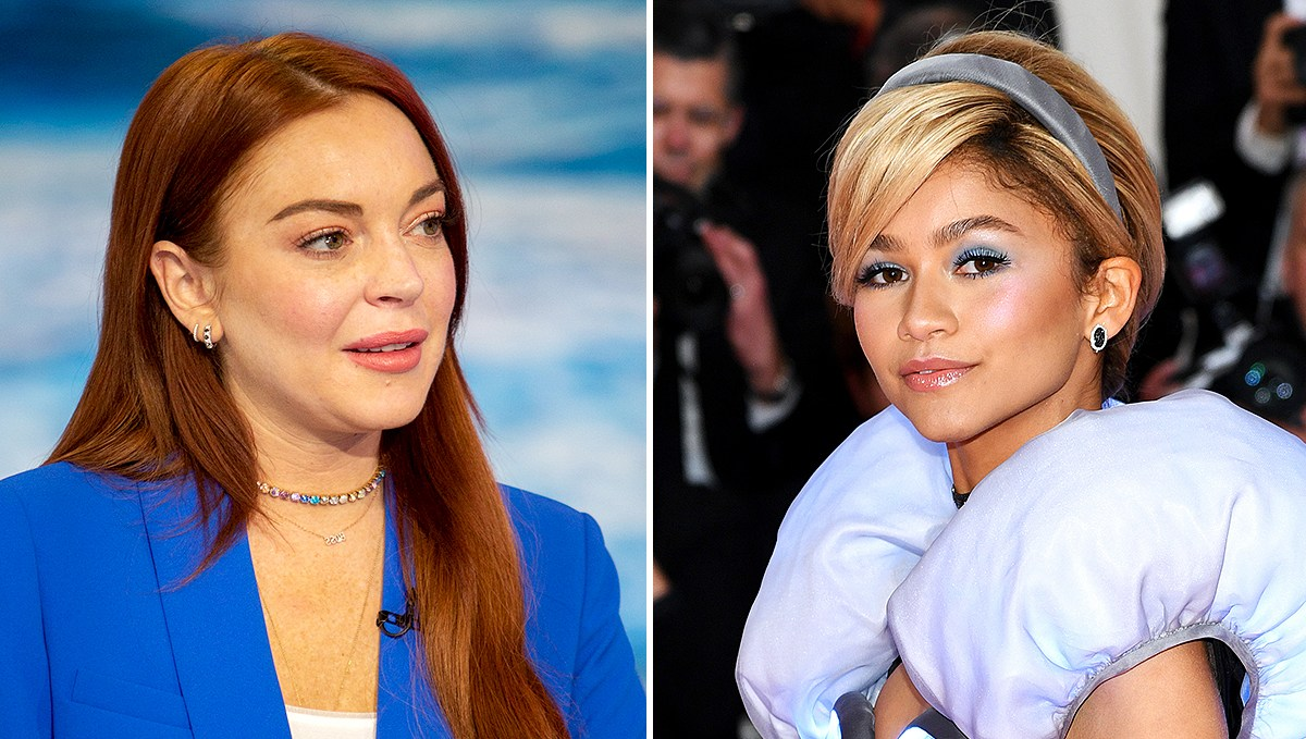 Lindsay-Lohan-Disses-Zendaya's-Met-Gala-2019-Look