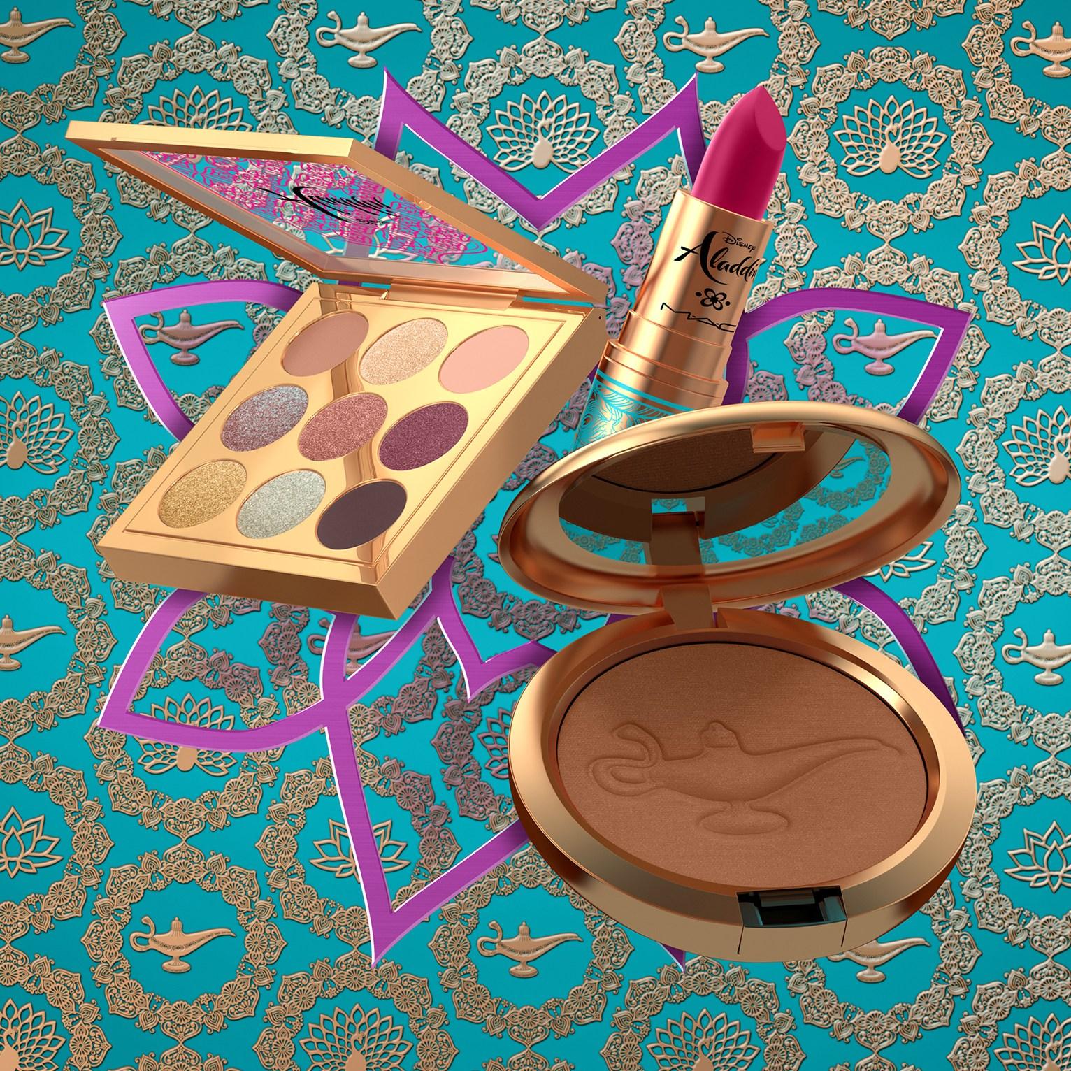 MAC Cosmetics Aladdin Collection