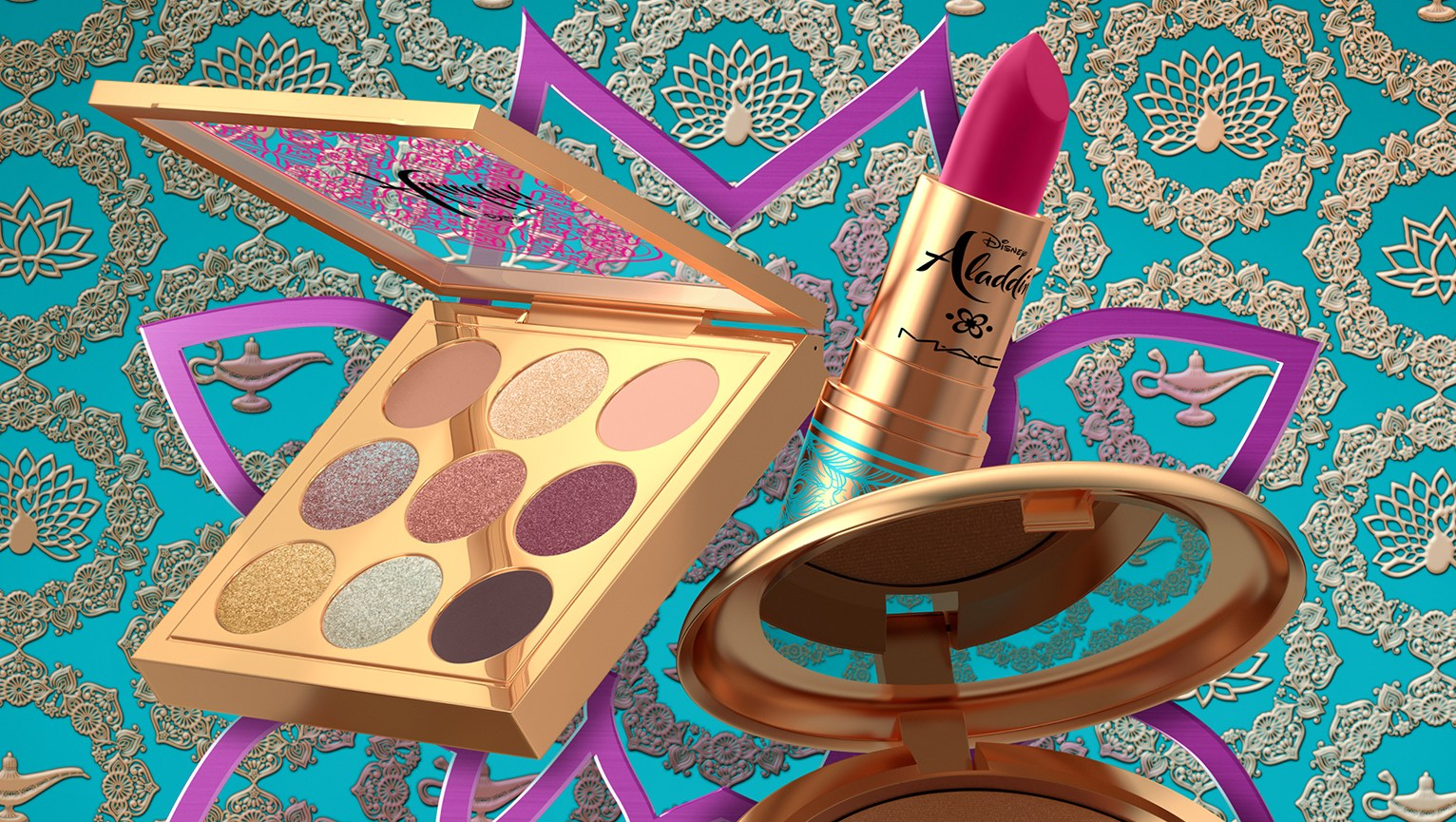 MAC Cosmetics Aladdin Collection