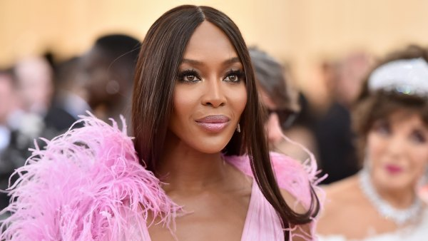 Naomi Campbell Sparks Adoption Rumors