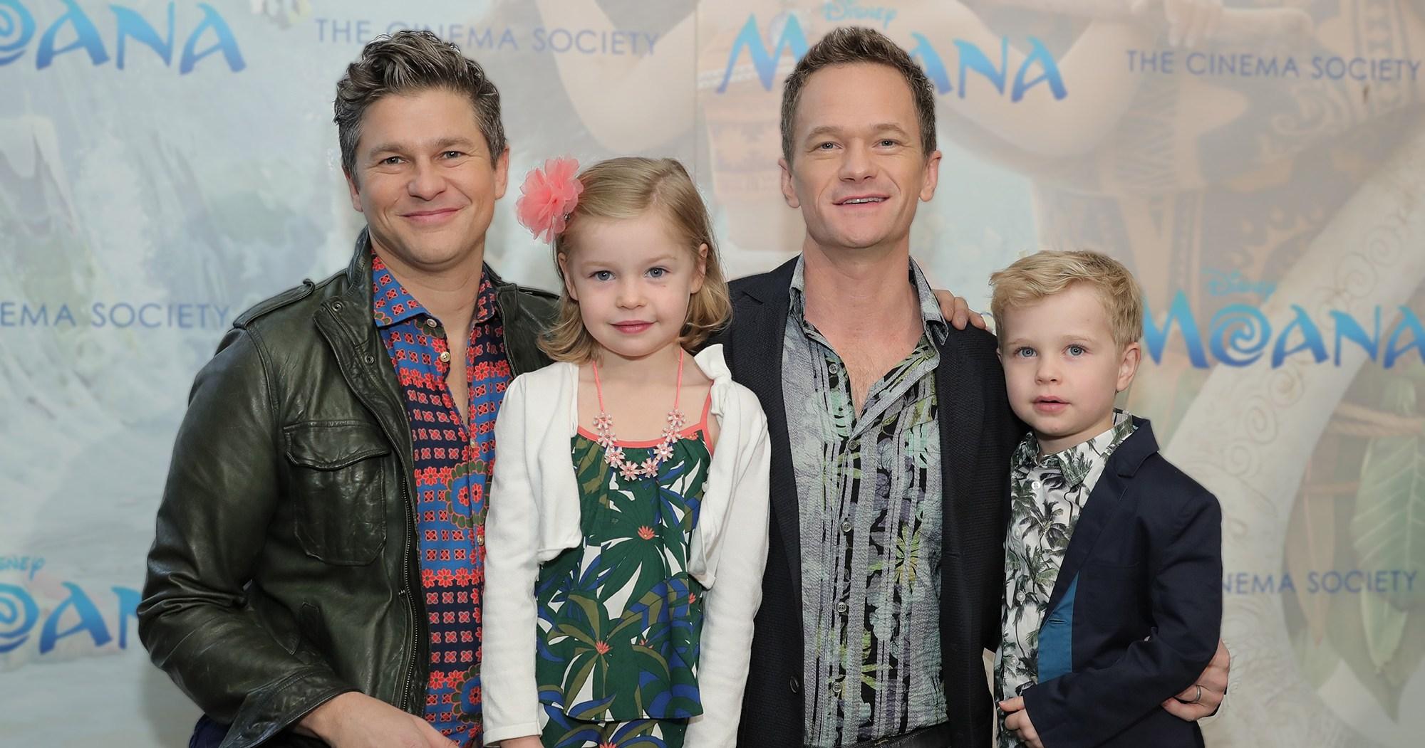 Neil Patrick Harris, David Burtka's Twins Don't Want Siblings
