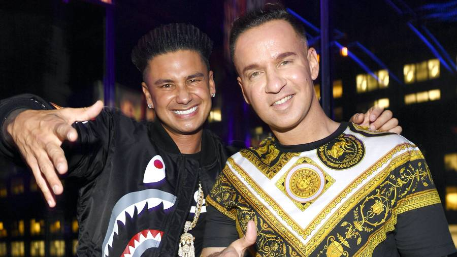 Pauly D Believes Mike 'The Situation' Sorrentino Gets Special Treatment in Prison 'He Gets His Pick of All the Food'