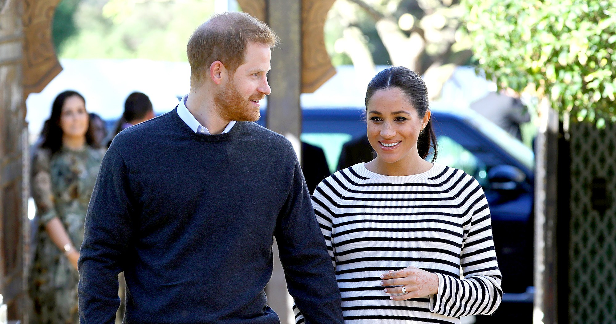 Buckingham Palace Update on Prince Harry, Duchess Meghan's Baby