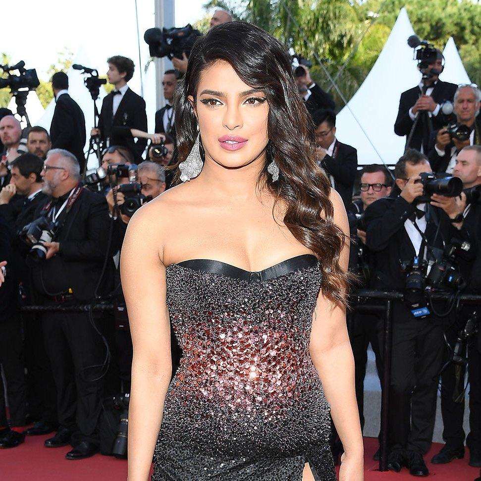 Priyanka Chopra Jonas Red Carpet Rocketman