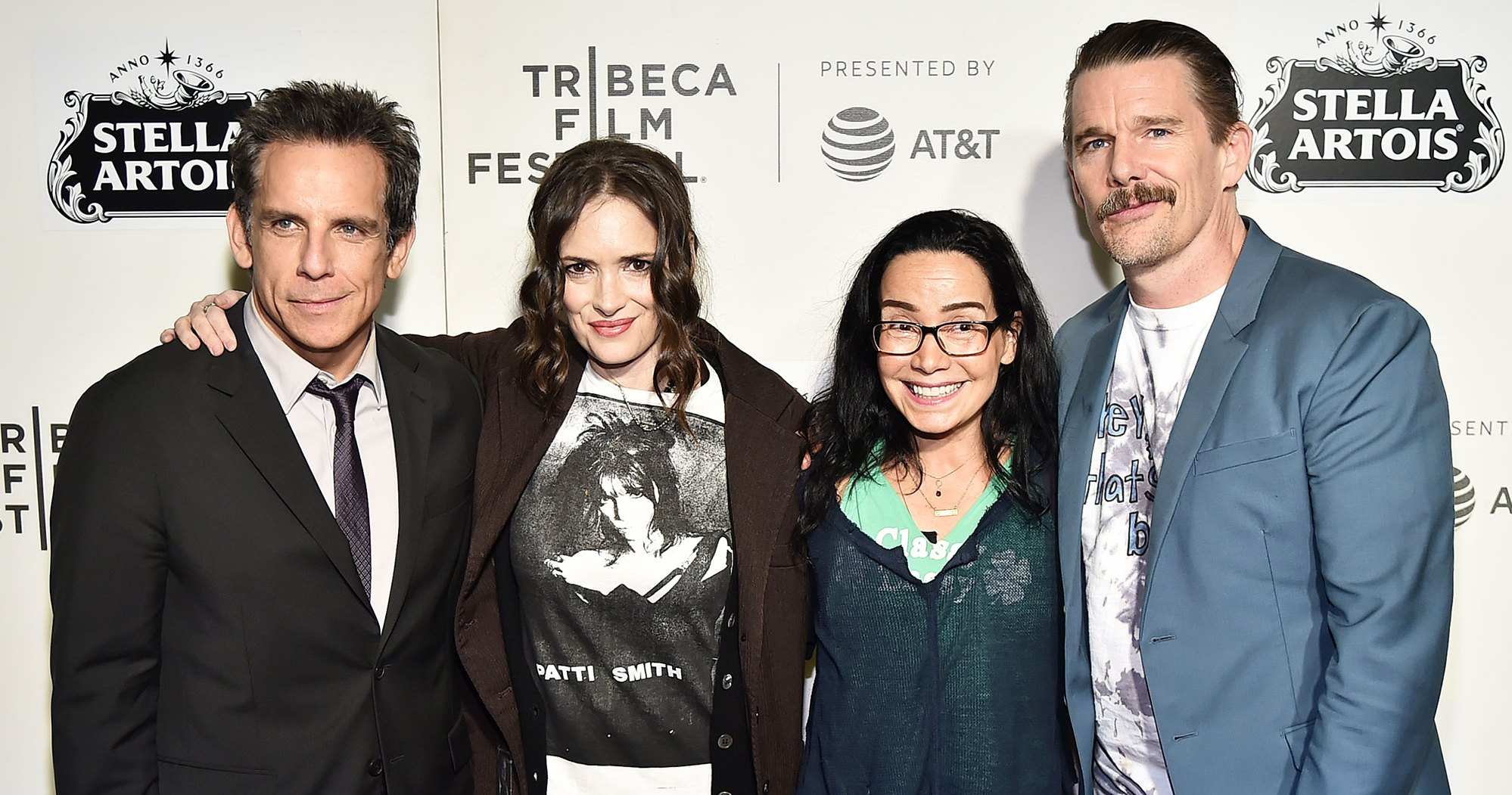 Winona Ryder, Ben Stiller and Ethan Hawke Reunite for 'Reality Bites' Screening