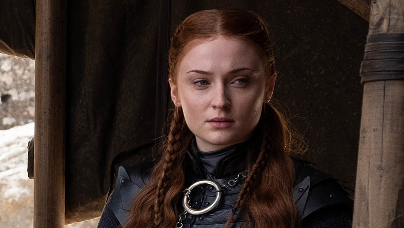 Sansa Stark Hair Game of Thrones Finale