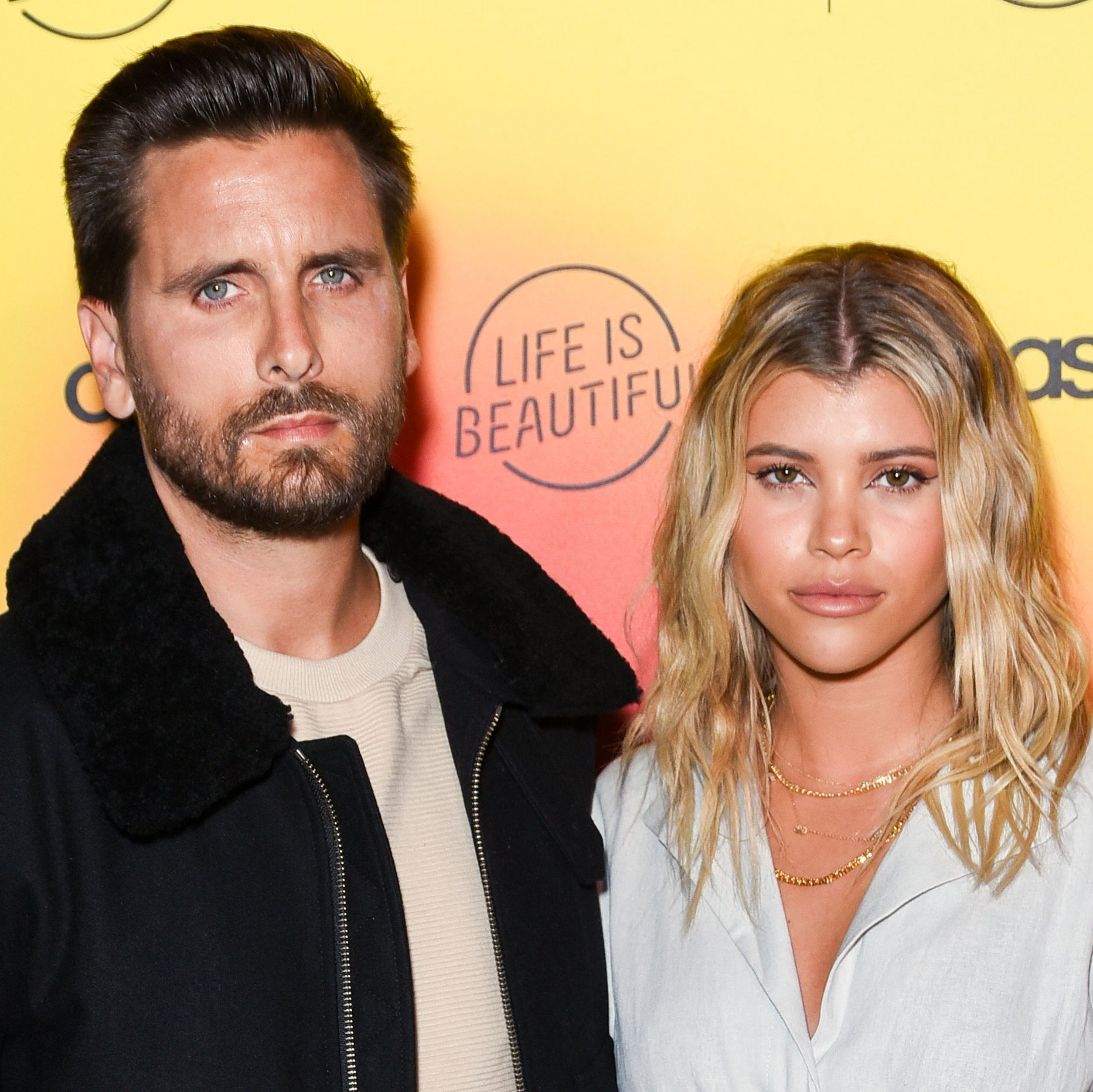 Scott Disick and Girlfriend Sofia Richie Have Some NSFW Fun on Instagram