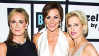 Luann Goes Head to Head With Sonja and Dorinda in Miami