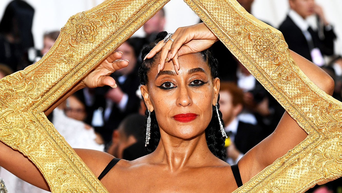 Tracee Ellis RossWatch Stars Spill About Met Gala 2019 Fashion Choices on the Red Carpet