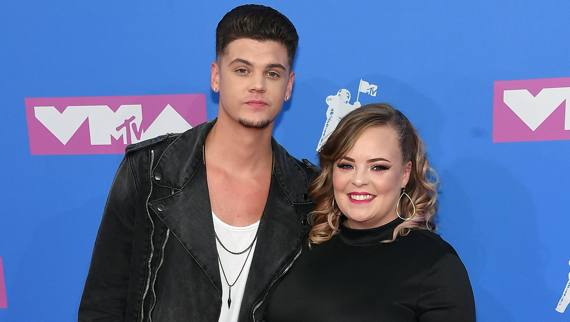 Tyler Baltierra Reflects on Putting 10-Year-Old Daughter With Catelynn Lowell Up For Adoption 'We Just Cried' 2018 MTV Video Music Awards