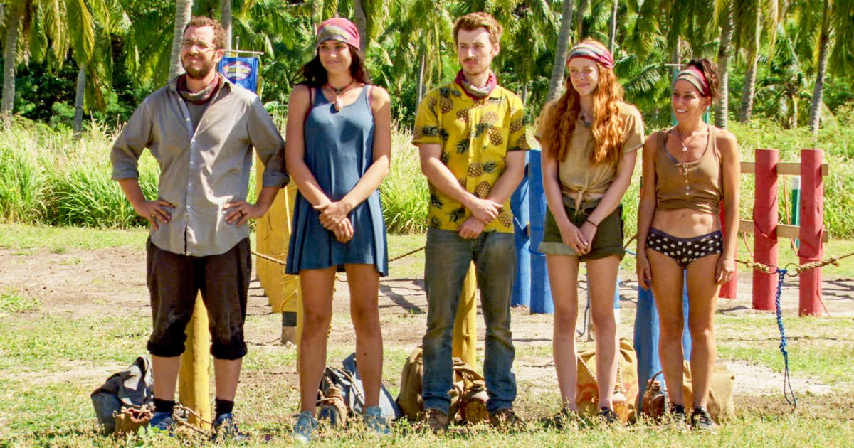 Who Won Survivor Edge Of Extinction Season 38 Finale Recap