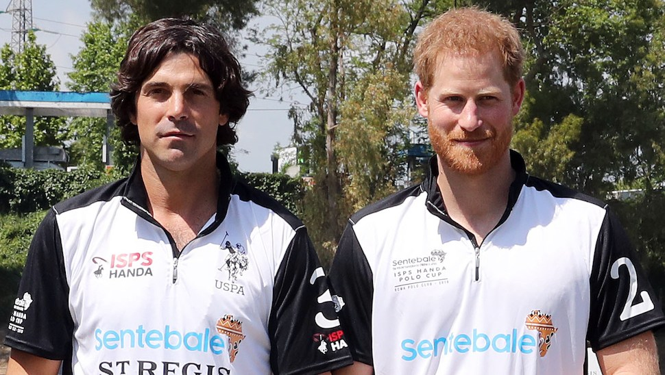 Prince Harry's Friend Nacho Figueras Speaks About His 'Kind, Generous, Compassionate' Pal