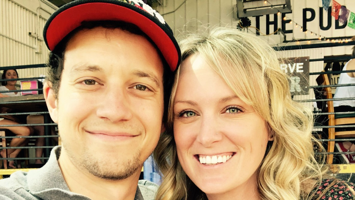 Jacob Zachar Marries Fiancee Brittany Saberhagen