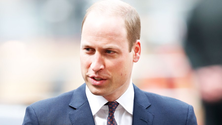 Prince William Booed at Westminster Abbey Service as Protestors Gather