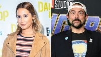 Ashley Tisdale Calls Out 'Neighbor' Kevin Smith for Hitting Her Car — and He Turns It Into an Ode to 'High School Musical'