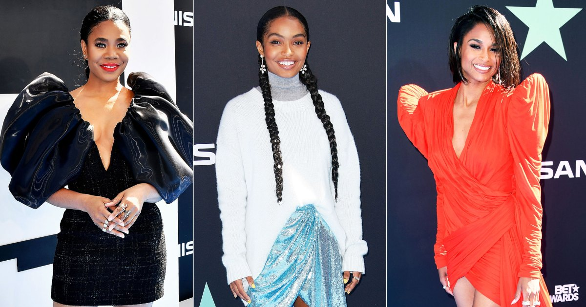 BET Awards 2019 Red Carpet Fashion: See the Stars' Styles