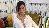 Bella Thorne Leg Tattoo Instagram June 18