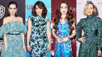 Camilla Belle, Tina Fey, Lily Collins, and Naomi Watts.