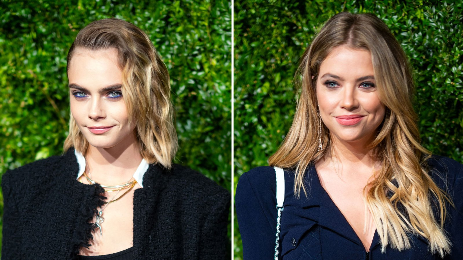 Cara Delevingne Posts Steamy Makeout Video With Ashley Benson