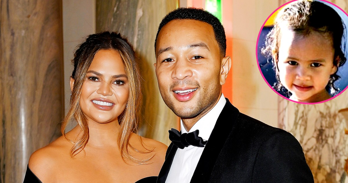 Chrissy Teigen, John Legend, Daughter Luna Negotiate Over Candy