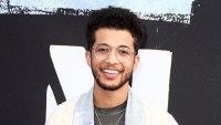 Dancing With the Stars Jordan Fisher Fiancee Ellie Woods Perfect Partner