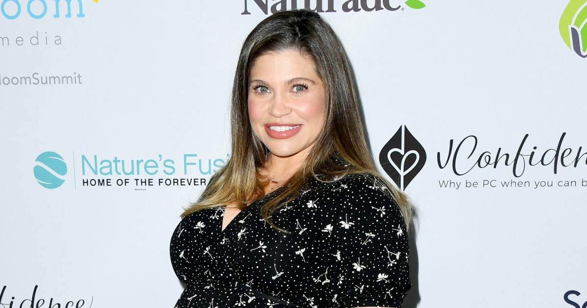 Danielle Fishel: Sometimes Pregnancy Is 'Miserable'