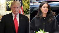 President Donald Trump Calls Duchess Meghan 'Nasty' After Her Presidential Campaign Criticism