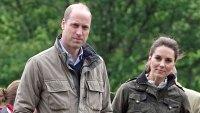 Duchess Kate Beams as She and Prince William Shear Sheep Like Pros
