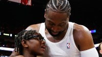 Dwyane Wade on Supporting Son's Miami Pride Attendance