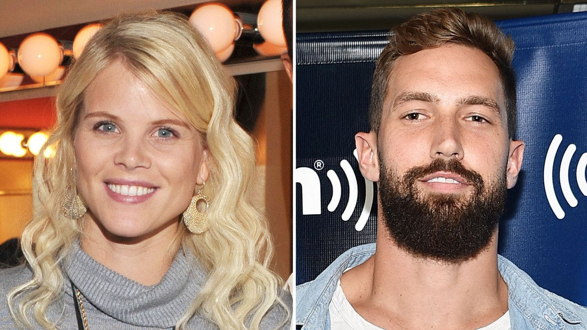 Image result for Tiger Woods' ex Elin Nordegren expecting child with former NFL player