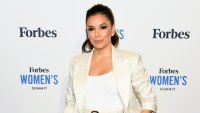Eva Longoria Shares Sweet Hospital Pictures From the Day Her Son, Santiago, Was Born