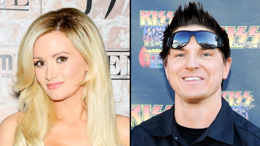 Is Holly Madison Dating Zak Bagans After Pasquale Rotella Divorce