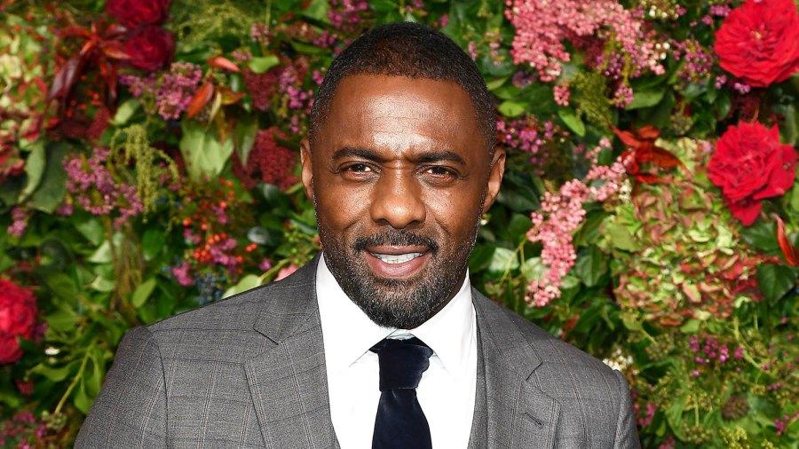 Idris Elba Married Three Times British Vogue