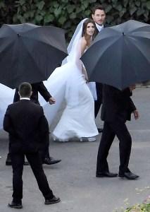 Inside Chris Pratt Katherine Schwarzenegger's Wedding