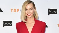 Karlie Kloss Denies She Is Pregnant After Second Wedding to Joshua Kushner Red Dress Top Chef and Project Runway