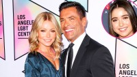 Kelly Ripa Mark Consuelos Daughter Lola Graduates High School