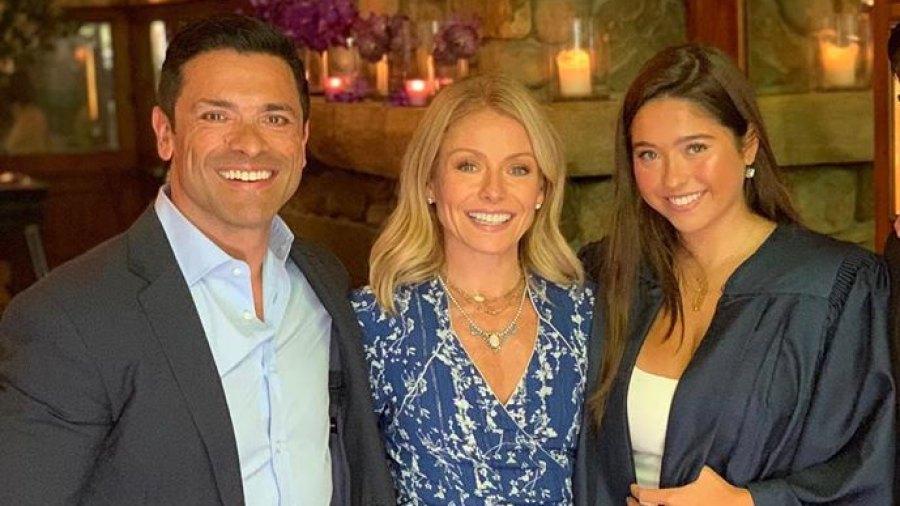 Kelly Ripa and Mark Consuelos Celebrate Daughter Lola's 18th Birthday