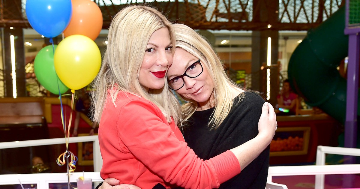 From '90s Babes to 'BH90210' Co-Creators: Tori Spelling and Jennie Garth's Friendship Through the Years
