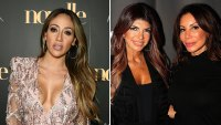 Melissa Gorga 'Might Have Something to Do' With the Rift Between Danielle Staub, Teresa Giudice