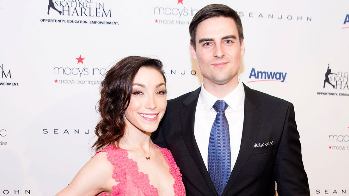 Olympian and 'Dancing With the Stars' Winner Meryl Davis Marries Her Coach's Son Fedor Andreev