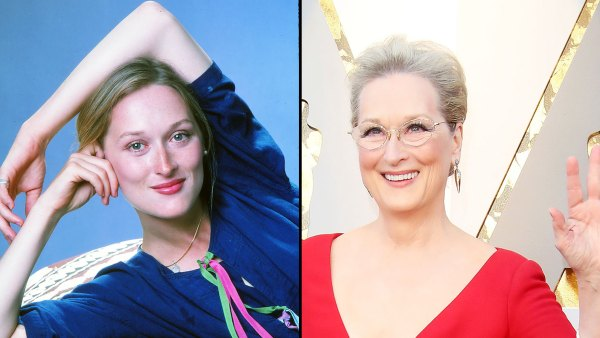 Meryl Streep Through the Years
