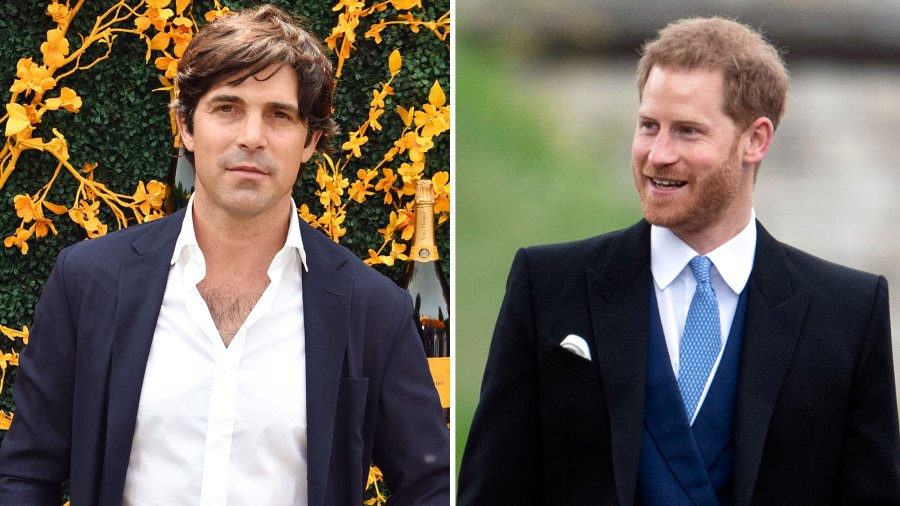 Nacho Figueras Say's He's Inspired by Prince Harry, Has Met 'Amazing' Baby Archie