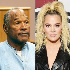 OJ Simpson Denies Being Khloe Kardashian's Dad