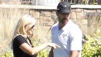 Pregnant Elin Nordegren Shows Off Baby Bump Golfing With Boyfriend Jordan Cameron